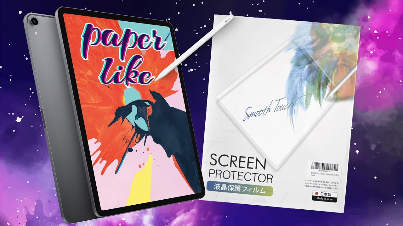 Bellemond Kent Paperlike Screen Protector - Perfect for Drawing!