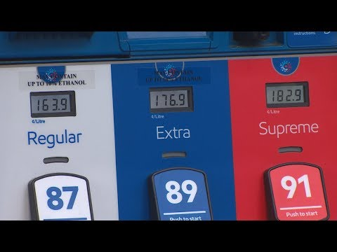 Gas Prices Hit Record Highs In Metro Vancouver