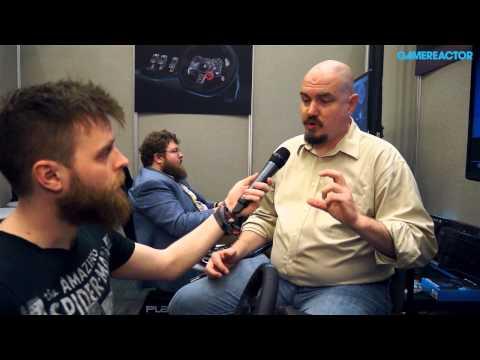 Logitech - G29 & G920 Racing Wheels Interview