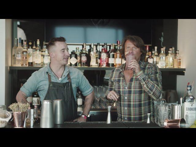 COCKTAILS WITH: Hugh Howser at Denim | The Nashville Edit