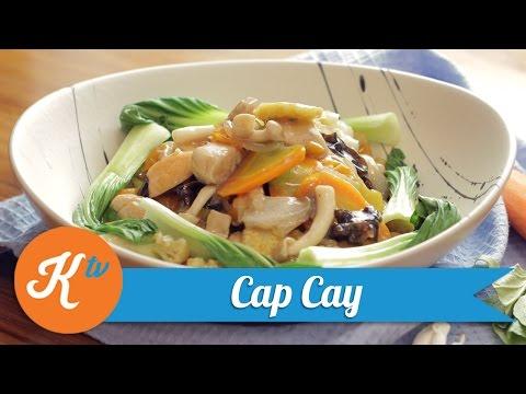 Cap Cay Recipe | GERRY GIRIANZA