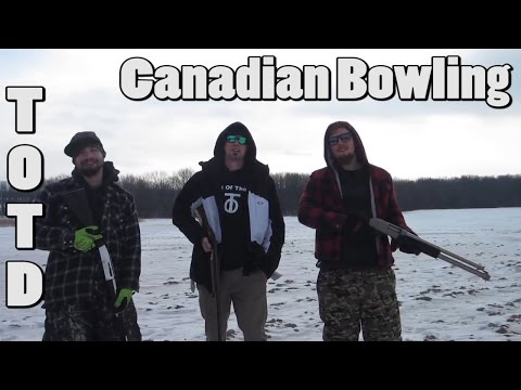 Trick Of The Day - Canadian Bowling