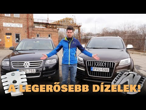A legdurvább dízelek: Audi V12 TDI és Volkswagen V10 TDI thumbnail