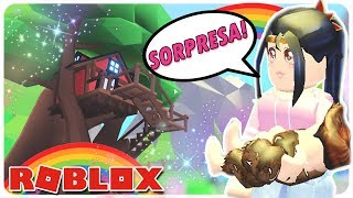 👶 A SURPRISE FOR MY POOR BABY! - 🍼 ADOPT ME ROBLOX