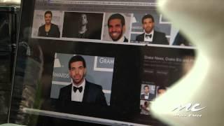 Bart Baker Behind The Scenes: Drake