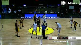 #LNB - Obras Basket 81-78 Instituto (9/2/2021)