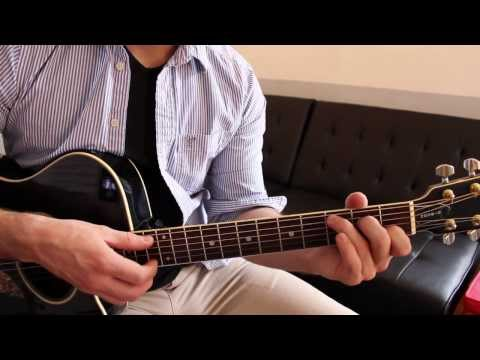 Karen O. & Ezra Keonig - The Moon Song (Guitar Chords & Lesson) by Shawn Parrotte