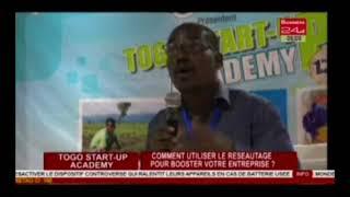 Togo Start up Academy   comment utiliser le réseautage pour booster votre entreprise