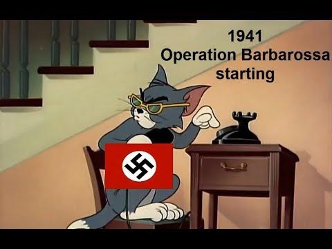 Ww2 War Meme Tom Jerry Youtube