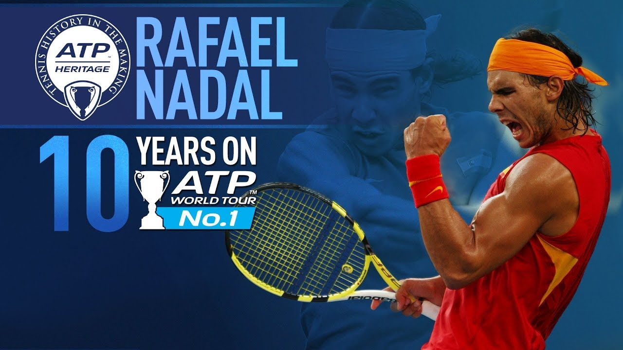 From The Vault: Nadal Rises To No. 1 In ATP Rankings