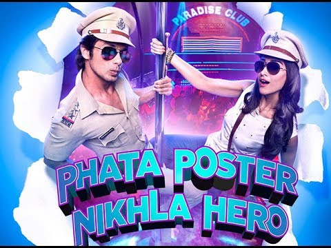 Trailer do filme Phata Poster Nikhla Hero