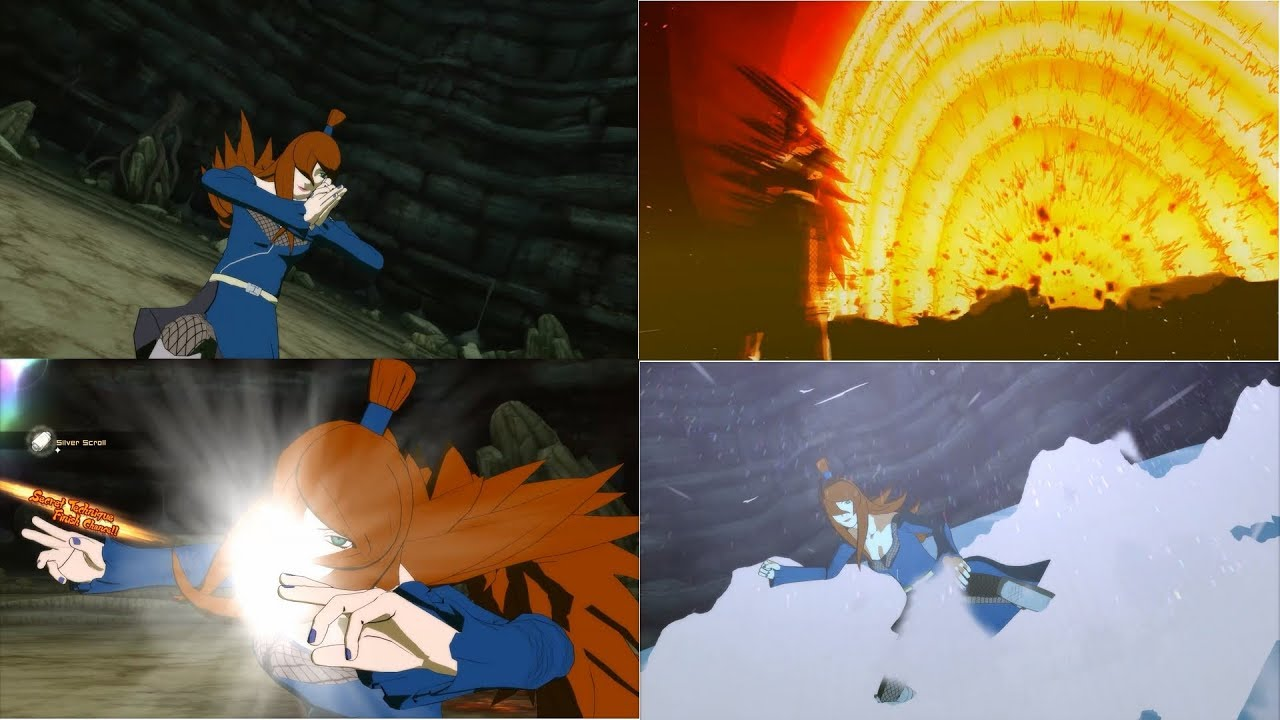 naruto shippuden ultimate ninja storm 4 mod mei terumi 5th mizukage