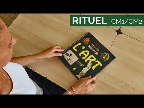 HISTOIRE DES ARTS - RITUEL CLASSE DE CM1/CM2 [VLOG 03]