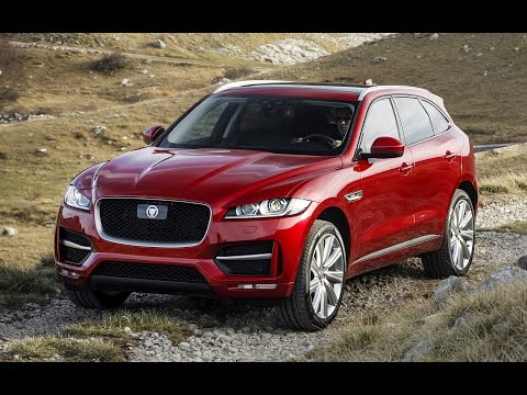 Jaguar F-Pace Fisrt SUV in India Launching SOON