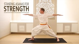 Standing Asanas for Strength