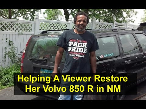 Volvo 850 R climate control system troubleshooting and more. – howr