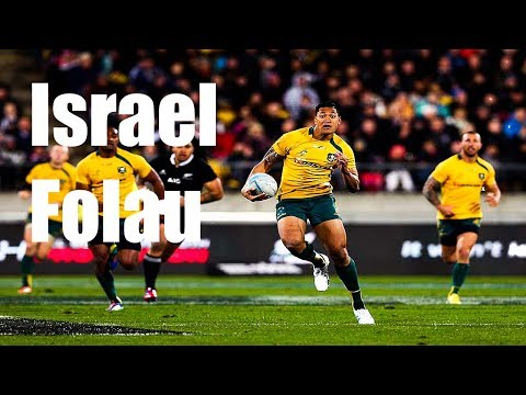 Israel Folau Rugby Tribute (HD)