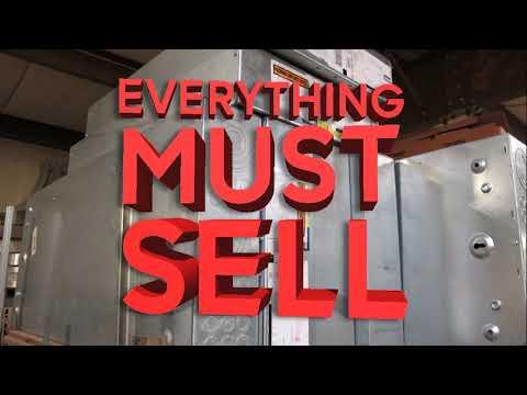 Major Liquidation Auction : Novmeber 10th @ 9AM