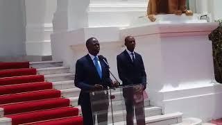Remaniement - Abdallah Dionne a remis la démission de son gouvernement