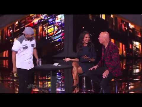 Americas Got Talent 2014  Radio City Music Hall  Smoothini