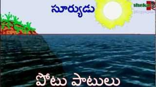 OCEANS  WAVES CURRENTS AND TIDES TELUGU