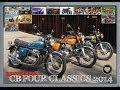 Honda CB Four Kalender 2014 sohc K0- K1- K2- K6- F1 und F2