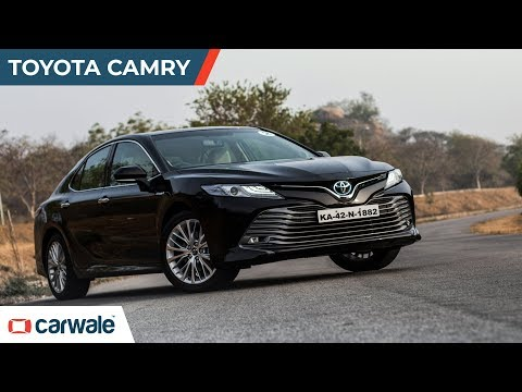 Toyota Camry | Why You Need A Hybrid? | Test | 5 Minute Review | CarWale