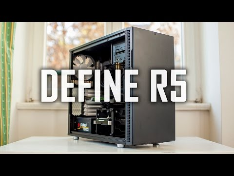 Fractal Design DEFINE R5 Review | Silent Case Perfected!