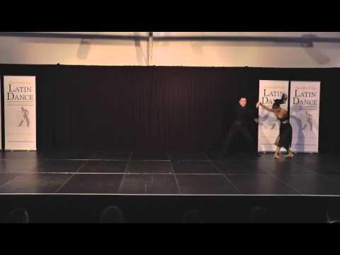 Australian Latin Dance Championships Finals  Pro Zouk Couples  scott Callow & Rebecca Hall