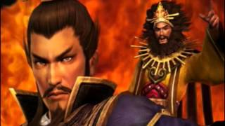 Gameplay do Kyo:   Dynasty Warriors Strikeforce (Wei) -   Parte 1