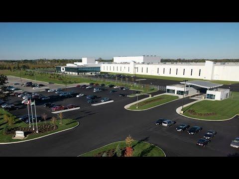 Ferrero Canada Ltd. in Brantford