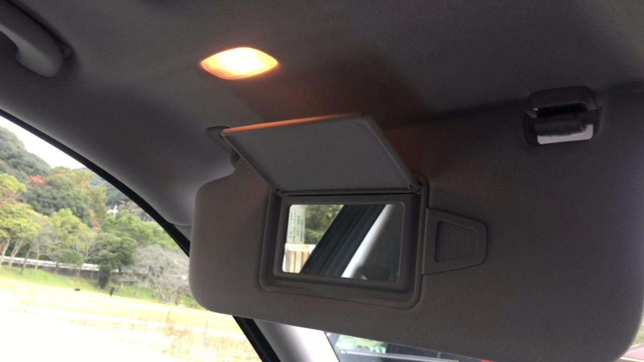 【how To】mercedes Benz E Class W211 Sun Visor With An
