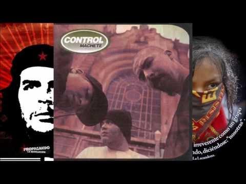 Control Machete Mucho Barato 1996 Disco completo