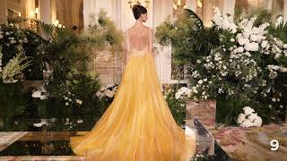 Rami Al Ali Autumn/Winter 2019-2020 Haute Couture ...