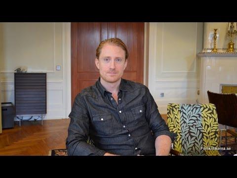 Peter Eggers  Intervju inför filmen Medicinen