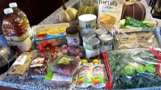 Whole Foods Haul  November 1st, 2014 Thumbnail