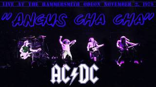 AC/DC Hell Ain't A Bad PlaceTo Be LIVE Hammersmith Odeon '79 HD