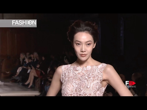 TONY WARD Haute Couture Spring Summer 2017 Paris by Fashion Channel