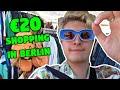 €20 VINTAGE SHOPPING IN BERLIN!