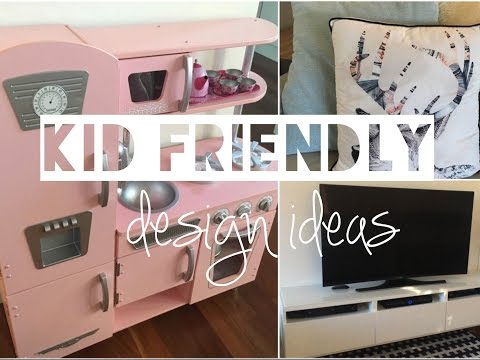 TOP 5 KID FRIENDLY DESIGN IDEAS FOR SMALL HOMES | Review - Mummy Maker