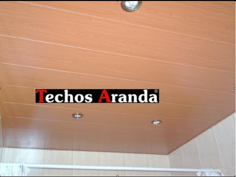 Techos Interiores