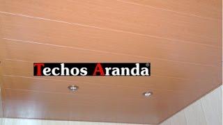 colores para techos interiores