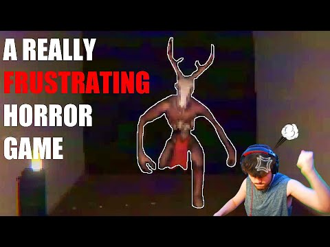 A Really Frustrating Horror Game [TAPE Scary Game]