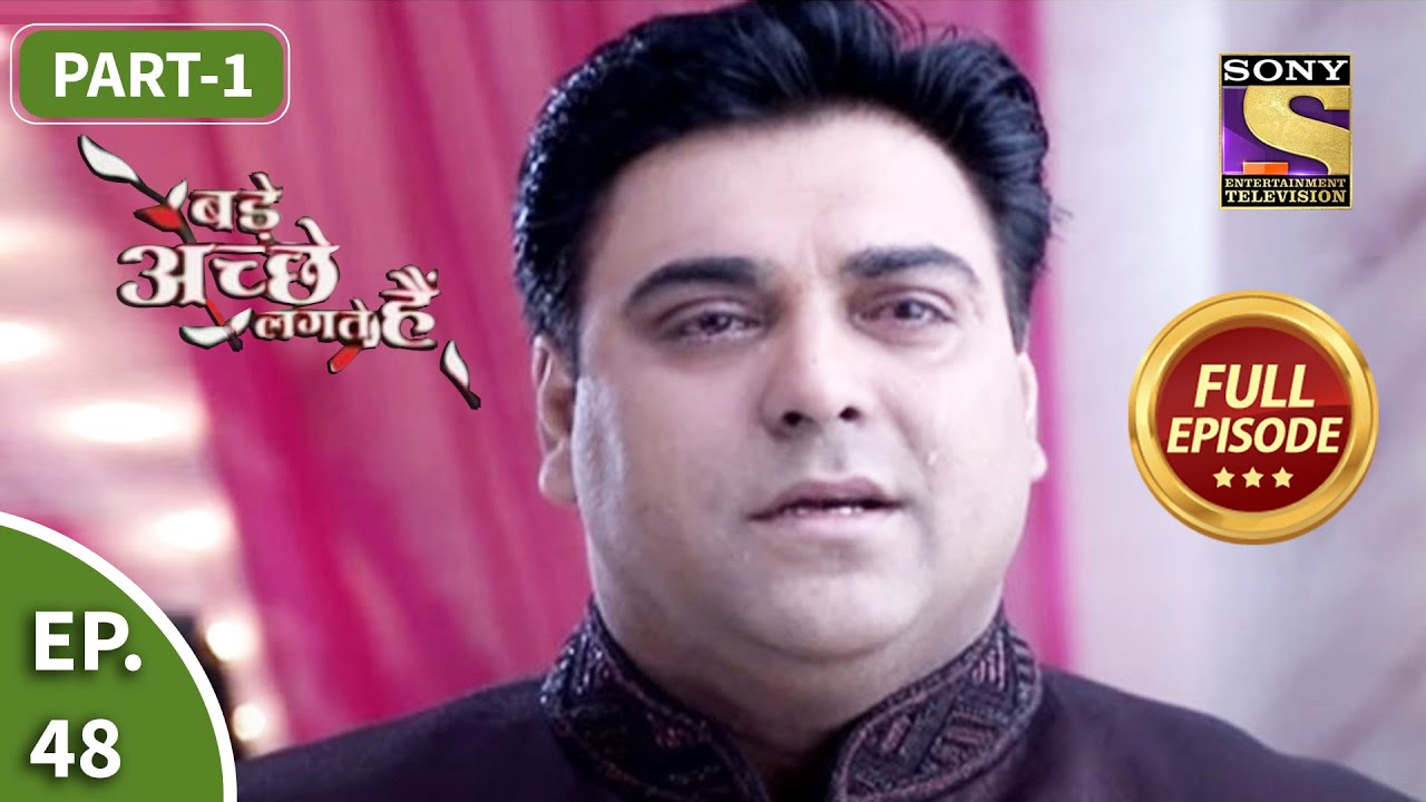 Download बड़े अच्छे लगते हैं - Priya Feels A Connection - Bade Achhe Lagte Hain - Ep 48 - Full Episode