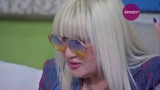 Күліп оян: заслуженная артистка Казахстана Айжан Нурмагамбетова (29.03.18)