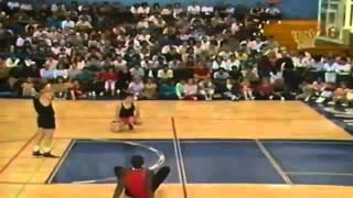 RARE Footage: Michael Jordan (Prime, Age 24) Vs. Charlie Sheen & Martin Sheen (1987)