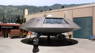 Jupiter 2 at the Sci-Fi Air Show