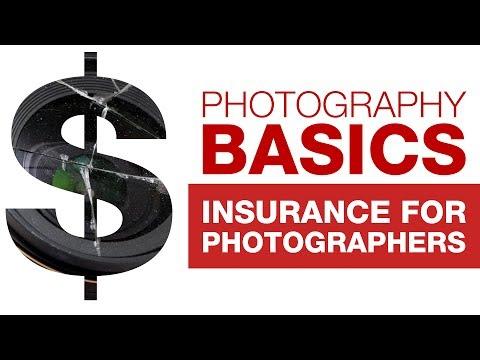 PHOTOGRAPHY BASICS | Insurance For Photographers