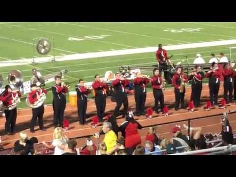 ESU Marching Band - Empire State of Mind