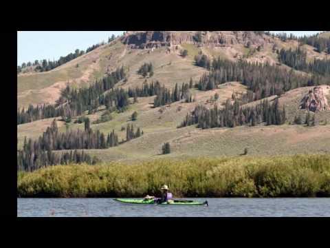 Yellowstone Kayak Trip